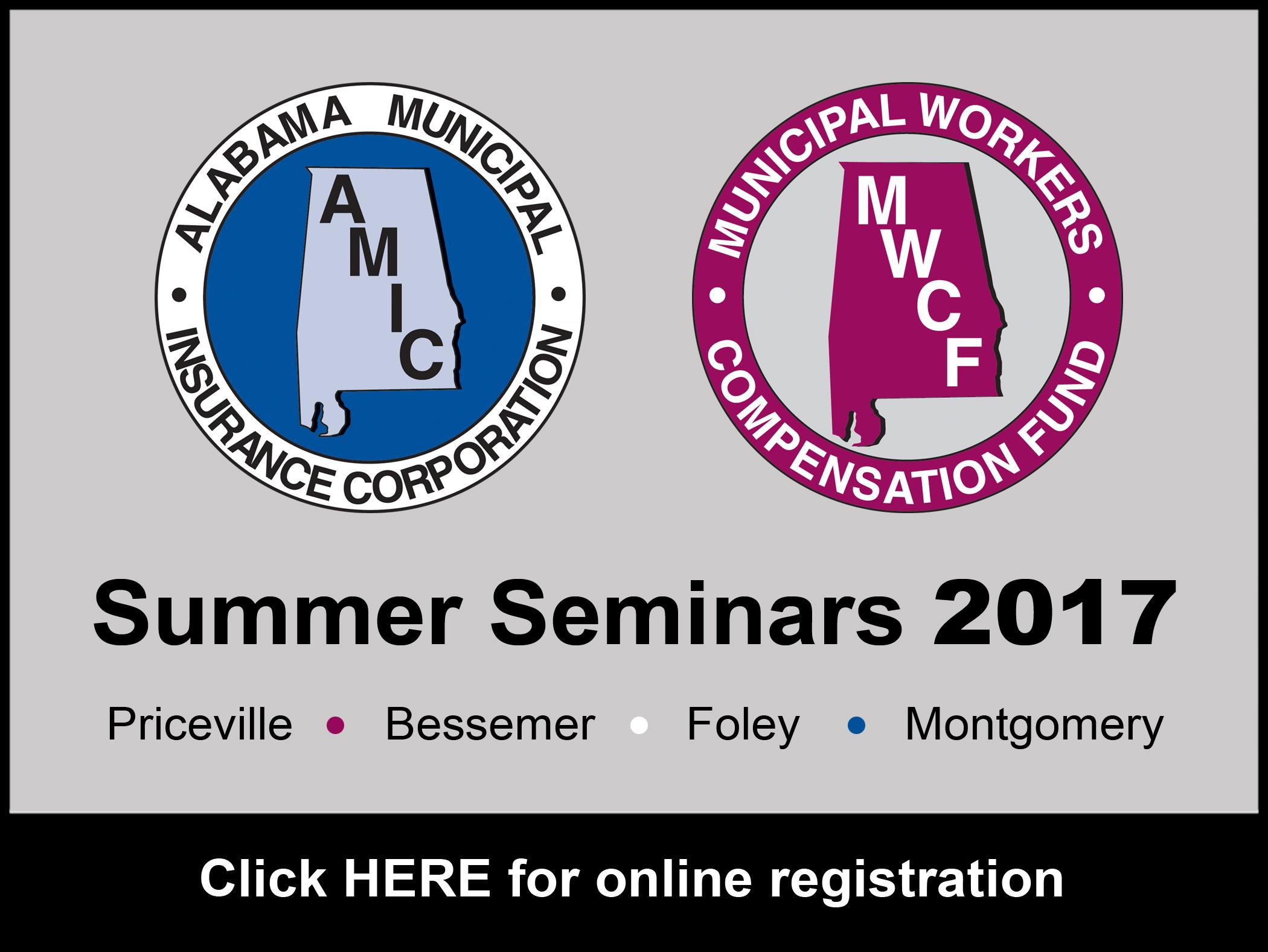Summer Seminars 2017