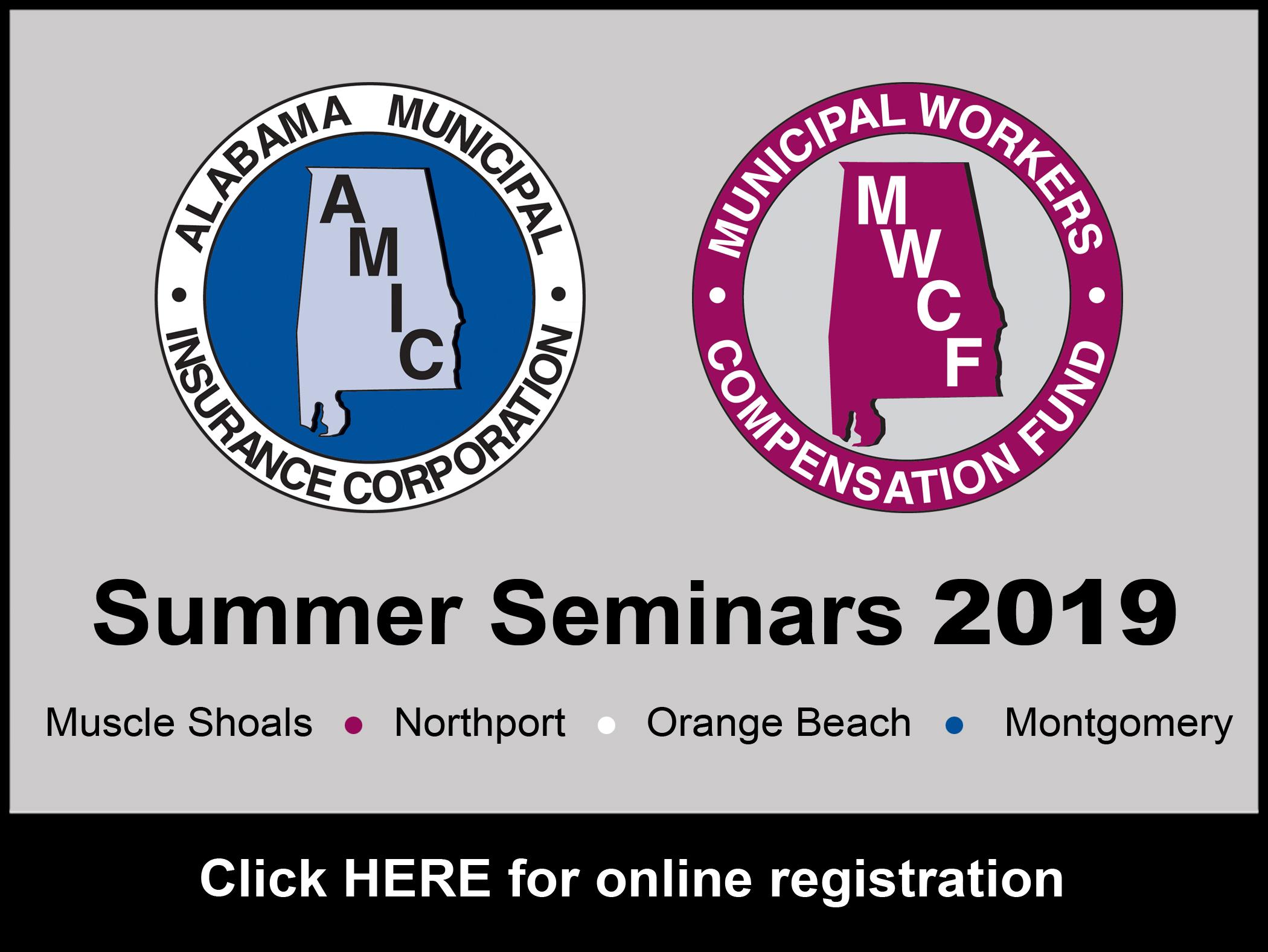 Summer Seminars 2019